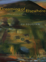 Dreaming of Elsewhere