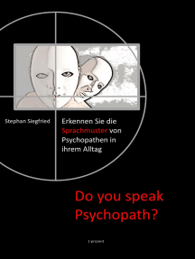 Do you speak Psychopath?