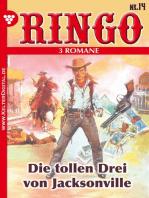 Ringo 3 Romane Nr. 14 – Western