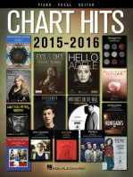 Chart Hits of 2015-2016