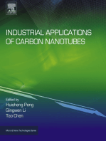 Industrial Applications of Carbon Nanotubes