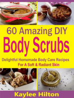 60 Amazing DIY Body Scrubs