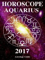 Horoscope 2017 - Aquarius