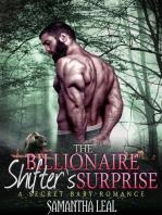 The Billionaire Shifter's Surprise (Paranormal Bear Shifter Short Story)