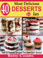 40 Most Delicious Desserts In Jars