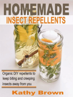 Homemade Insect Repellents