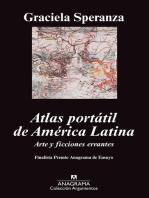 Atlas portátil de América Latina.: Arte y ficciones errantes