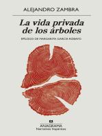 La vida privada de los árboles