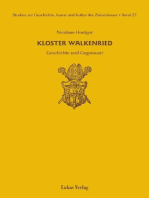 Studien zur Geschichte, Kunst und Kultur der Zisterzienser / Kloster Walkenried