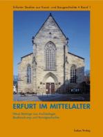 Erfurt im Mittelalter