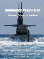 Submarine Propulsion – Muscle Power to Nuclear
