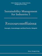 Ressourceneffizienz