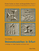 Steinmetzzeichen in Erfurt