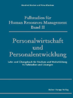 Fallstudien für Human Resources Management