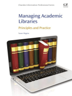 Managing Academic Libraries