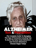 Alzheimers Test And Prevention