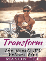 Transform (The Beasts MC - Volume Five)