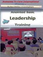 Anointed Basic Leadership Training
