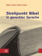 Streitpunkt Bibel in gerechter Sprache