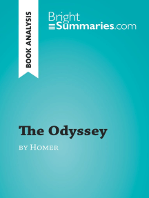 The Odyssey by Homer (Book Analysis): Detailed Summary, Analysis and Reading Guide