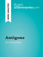 Antigone by Sophocles (Book Analysis)