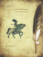 Jans Abenteuer Schreibschrift