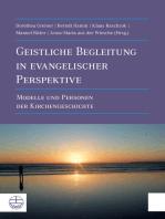 Geistliche Begleitung in evangelischer Perspektive