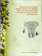 Die Abenteuer des kleinen Elefanten
