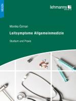 Leitsymptome Allgemeinmedizin: Studium und Praxis