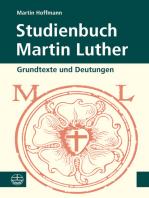 Studienbuch Martin Luther