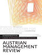 AUSTRIAN MANAGEMENT REVIEW, Volume 4(2)