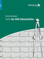 1x1 der EKG-Interpretation