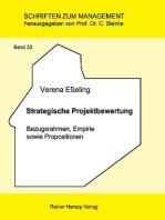 Strategische Projektbewertung