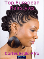 Top European Hairstyles: Cortes de Cabelo Estilo Afro