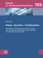 Dialog – Narration – Transformation
