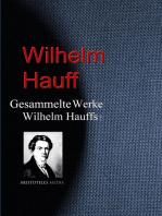 Gesammelte Werke Wilhelm Hauffs