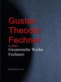 Gesammelte Werke Fechners