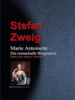 Marie Antoinette – Die romanhafte Biographie