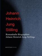 Romanhafte Biographien Johann Heinrich Jung-Stillings