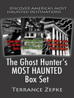 The Ghost Hunter's MOST HAUNTED Box Set (3 in 1)