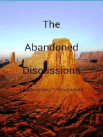 The Abandoned Discussions