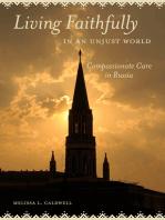 Living Faithfully in an Unjust World
