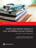 Health Labor Market Analyses in Low- and Middle-Income Countries: An Evidence-Based Approach