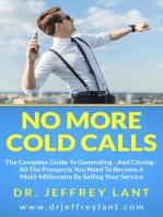 No More Cold Calls