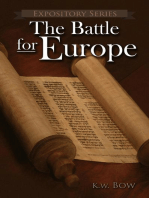 The Battle For Europe