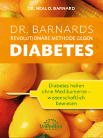 Dr. Barnards revolutionäre Methode gegen Diabetes