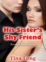 His Sister's Shy Friend