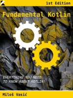Fundamental Kotlin