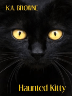 Haunted Kitty