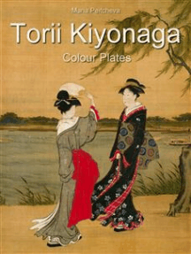 Torii Kiyonaga: Colour Plates